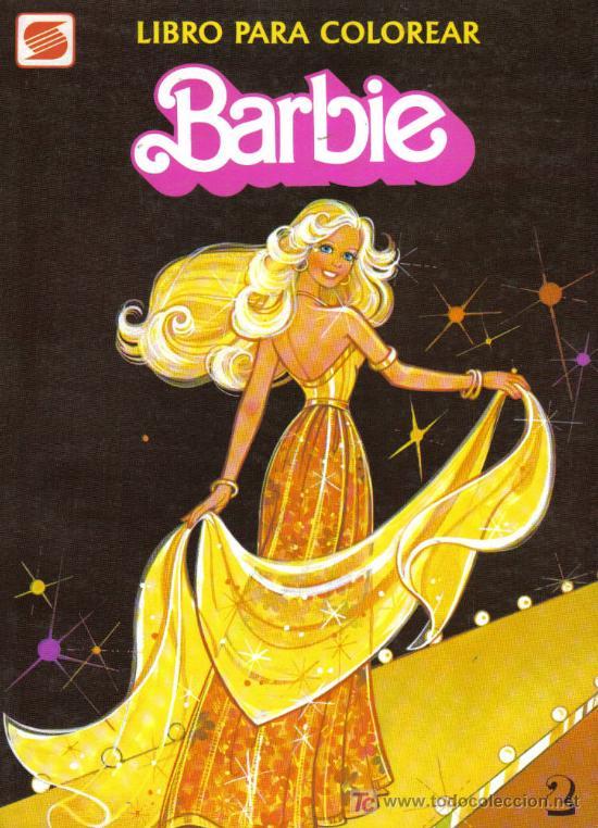barbie nº 2 - libro para colorear - nuevo, sin - Comprar Libros de ...