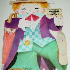 Libros de segunda mano: ANTIGUO CUENTO TROQUELADO DE JUAN FERRANDIZ - EL VALENT TONET (EN CATALAN) - EDIGRAF 1977 - BUEN EST. Lote 11622473