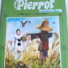 Libros de segunda mano: CUENTO COLOR PIERROT, DE PRODUCIONES EDITORIALES AÑO 1982 Nº 7. Lote 27413819