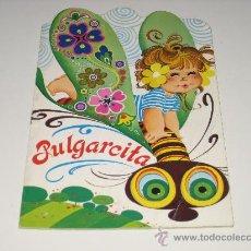 Libros de segunda mano: CUENTO TROQUELADO - PULGARCITA 1979 - ED. COBAS S.A.. Lote 27576473
