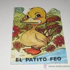 Libros de segunda mano: CUENTO TROQUELADO - EL PATITO FEO - 1979 ED. VENLICO. Lote 27576475