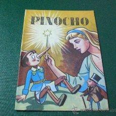 Libros de segunda mano: CUENTO ANTIGUO PINOCHO ED SUSAETA. Lote 25759271
