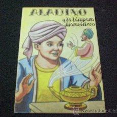 Libros de segunda mano: CUENTO ANTIGUO ALADINO Y LA LAMPARA MARAVILLOSA ED SUSAETA. Lote 93847992