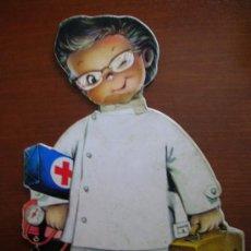 Libros de segunda mano: CUENTO TROQUELADO FERRANDIZ - EL DOCTOR HAZO - 1976 EDIGRAF. ED. VILCAR . Lote 26964300