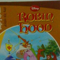 Libros de segunda mano: DISNEY: ROBIN HOOD. Lote 12931098
