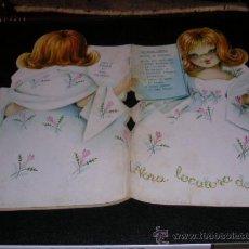Libros de segunda mano: NORA LOCUTORA DE LA TV, DIBUJOS DE JUAN FERRANDIZ , 1970. Lote 13226349