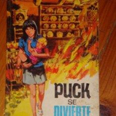 Libros de segunda mano: PUCK SE DIVIERTE Nº10-AÑO 1977 -4ª EDICION . Lote 27100273