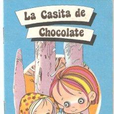 Libros de segunda mano: CUENTO - LA CASITA DE CHOCOLATE. Lote 13882223