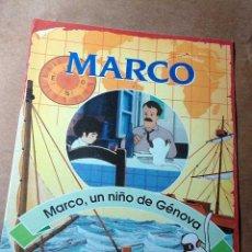 Libros de segunda mano: MARCO, FASCICULO Nº 2. UN NIÑO DE GÉNOVA. RBA COLECCIONABLES 1999. TEXTOS DE JULIA SANFIZ. ++++++. Lote 35679366