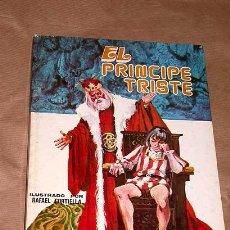 Libros de segunda mano: EL PRINCIPE TRISTE. RAFAEL CORTIELLA. COLECCIÓN AMANECER Nº 2. DALMAU SOCIAS, EDITORS 1979.+++. Lote 26383680