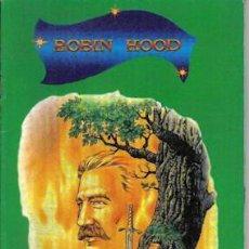 Libros de segunda mano: CUENTO ROBIN HOOD, ILUSTRACIONES J. HERAS, 1994. Lote 21751212