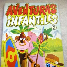 Libros de segunda mano: AVENTURAS INFANTILES. Nº 2. EDITORIAL MUNDESA. 1986. SUPER CHUPI. ROJIZO Y SAMBO. . Lote 16945160