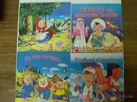Libros de segunda mano: 4 CUENTOS CLASICOS EN CATALÁN - Foto 2 - 25517470