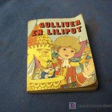 Libros de segunda mano: -GULLIVER EN LILIPUT - COLECCIÓN MINILIBROS - SUSAETA 1985. Lote 18022950