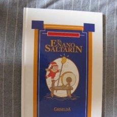 Libros de segunda mano: LOS CUENTOS DE LAS ESTRELLAS. EL ENANO SALTARÍN-GRISELDA. ED. GLOBUS 1993.2 CUENTOS. Lote 21443742
