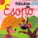 Libros de segunda mano: 4 CUENTOS MIS FÁBULAS ESOPO 1-2-LA FONTAINE-IRIARTE-COLECCIÓN EUROPA-EDIEXPORT´B. BOTIA-1983 NUEVOS. Lote 18643100