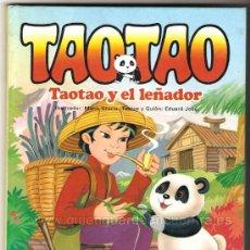 Libros de segunda mano: TAOTAO CUENTO DE PARRAMÓN Nº 1, TEXTO MARÍA GRACIA, ILUSTRACIONES EDUARD JOSÉ, NUEVO 1985. Lote 89273346