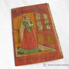 Livres d'occasion: HISTORIA DE LA MIEL BUENA - CUENTO ANTIGUO DE PUBLICIDAD DE NESTLE. Lote 18984870