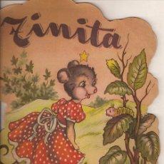 Libros de segunda mano: 6523 - TINITA- CUENTO TROQUELADO-ILUSTRACIONES Y TEXTO DE TERESA BRANYAS. Lote 22542194