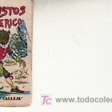Libros de segunda mano: CALLEJA .SERIE V TOMO Nº95.LOS SUSTOS DE PERICO. MAS CUENTOS EN RASTRILLOPORTOBELLO. Lote 19125906