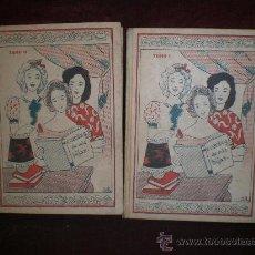 Libros de segunda mano: 0189- CUENTOS DE MIS HIJAS. IMP. COMAS. S/F. MARIA MUNTADAS. 2 VOL.. Lote 19257966