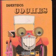 Libros de segunda mano: DIVERTIDOS COCHES, MIS OJOS SE MUEVEN Y BRILLAN EN LA OSCURIDAD - EDITA: EDICIONES STOCK. Lote 19360857