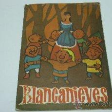 Libros de segunda mano: BLANCANIEVES. CUENTOS INFANTILES. EDICIONES ALONSO. MADRID. 1965. Lote 19703149