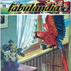 Libros de segunda mano: FABULANDIA # 29 - BARBAZUL & MECHONCITO, DE C. PERRAULT - ENCICLOPEDIA DE LA FABULA - CODEX-1963. Lote 22614215