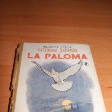 Libros de segunda mano: BIBLIOTECA SELECTA DE RAMON SOPENA (LA PALOMA )1942 PRECIOSO . Lote 19954300