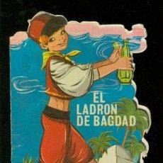 Libros de segunda mano: EL LADRON DE BAGDAD. MINICLASICOS TORAY.. Lote 19956109