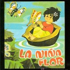 Libros de segunda mano: LA NIÑA FLOR. COLECCION COMETA ROJA. Nº 38. EDITORIAL EVEREST.. Lote 19956396