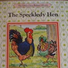 Libros de segunda mano: THE SPECKLEDY HEN - ALISON UTTLEY. EN INGLES. Lote 23459306