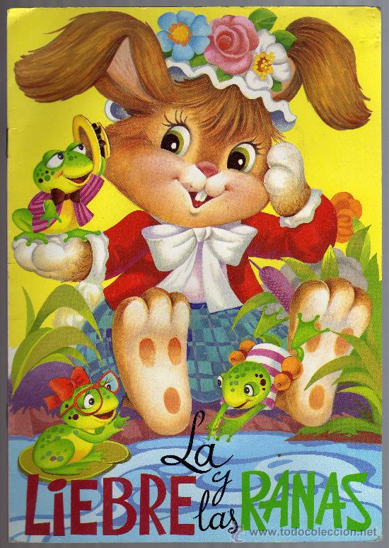 La Liebre Y Las Ranas Ediciones Testa 1989 Vendido En Venta Directa 20316815