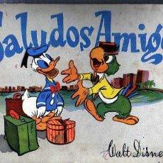Libros de segunda mano: LIBRO CUENTO SALUDOS AMIGOS WALT DISNEY ED. JOSE Mª RIEUSSET ( BARCELONA ). Lote 20543195