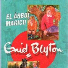 Libros de segunda mano: EL ARBOL MAGICO. EN LO ALTO DEL ARBOL LEJANO. ENID BLYTON. SUSAETA. 20 X 13 CM. 249 PAGINAS.. Lote 81127424