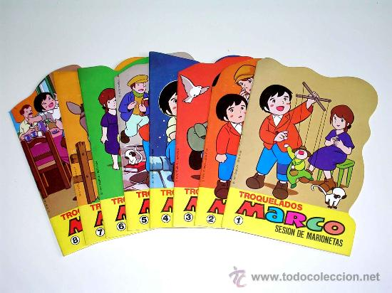 libros infantiles troquelados