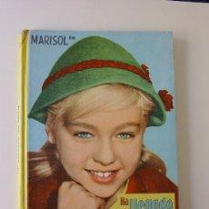 Libros de segunda mano: LIBRO MARISOL.HA LLEGADO UN ÁNGEL(COLECCIÓN CINEXITO).. Lote 26884640