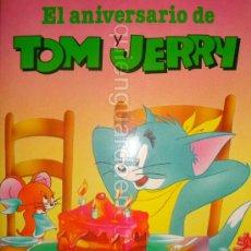 Libros de segunda mano: EL ANIVERSARIO DE TOM Y JERRY DE PARRAMON EDICIONES 1985 NUEVO. Lote 27458129