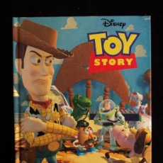 Libros de segunda mano: TOY STORY. DISNEY. EVERES. ALBUM TAPA ADURA. EDITORIAL EVEREST. SIN PAGINAR. . Lote 21629457