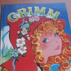 Libros de segunda mano: CUENTOS DE LOS HERMANOS GRIMM. Lote 56135074