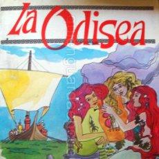 Libros de segunda mano: CUENTO LA ODISEA DE HOMERO, EUROPA-EDIEXPORT, SERIE LECTURAS. NUEVO. 1982. Lote 24668597