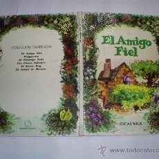 Libros de segunda mano: EL AMIGO FIEL OSCAR WILDE SUSAETA 1970 RM38792. Lote 22254137
