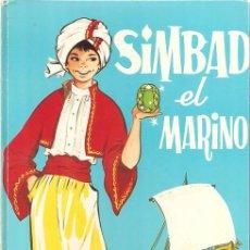 Libros de segunda mano: SIMBAD EL MARINO EDICIONES TORAY 1974. Lote 26832465