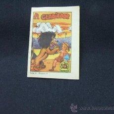 Libros de segunda mano: TESORO DE CUENTOS - EL GLADIADOR - SERIE 10 - Nº 7 - BRUGUERA - . Lote 22386534
