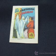 Libros de segunda mano: TESORO DE CUENTOS - EL FANTASMA DEL CASTILLO - SERIE 15 - Nº 8 - BRUGUERA - . Lote 22386679