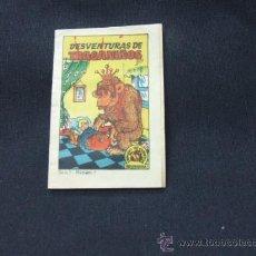 Libros de segunda mano: TESORO DE CUENTOS - DESVENTURAS DE TRAGANIÑOS - SERIE 7 - Nº 7 - BRUGUERA - . Lote 22386891