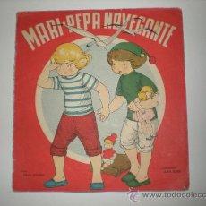 Libros de segunda mano: MARI - PEPA NAVEGANTE. CUENTO DE MARI PEPA MENDOZA. ***DE OFERTA***. Lote 74654470
