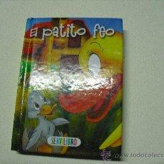 Libros de segunda mano: EL PATITO FEO.- COL. MINIESCOGIDOS.- MIDE 11X8 CON TAPA DURA.-. Lote 22814656