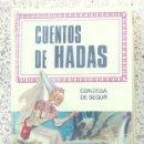Libros de segunda mano: CUENTOS DE HADAS.CONDESA DE SEGUR..SANNA. Lote 161856497