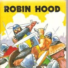 Libros de segunda mano: ROBIN HOOD - ILUSTRACIONES DE J.L..FERNAN. Lote 23456254